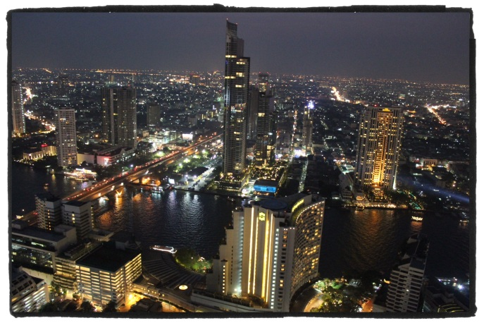 Bangkok by night...